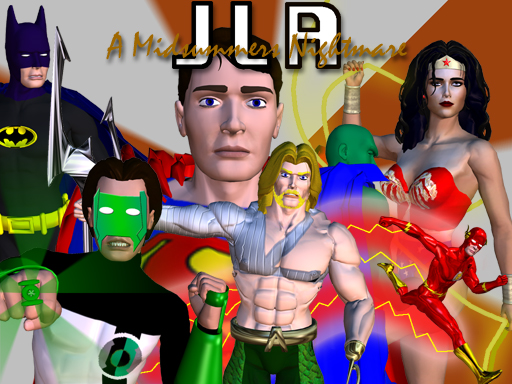 JLA- A Midsummers Nightmare