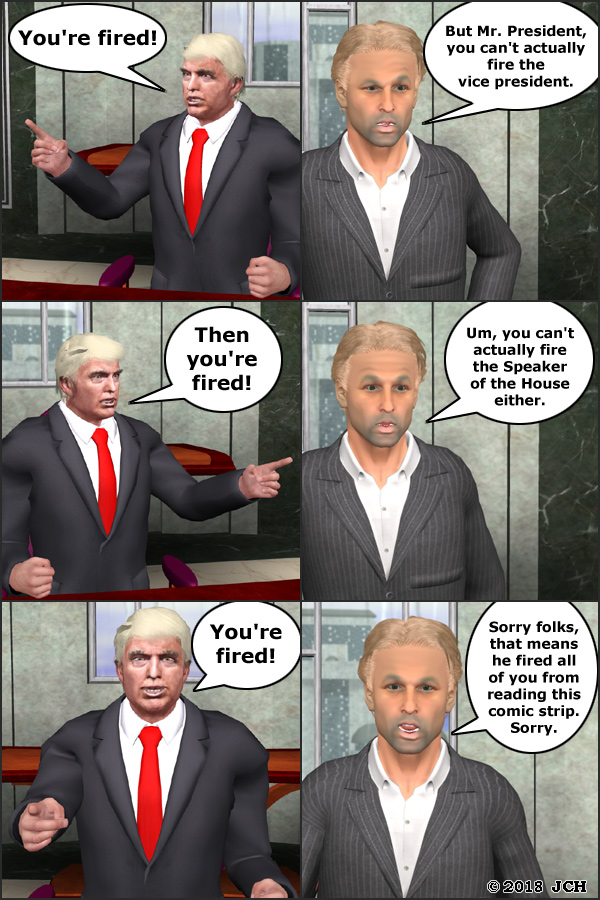 President 45: You`re Fired