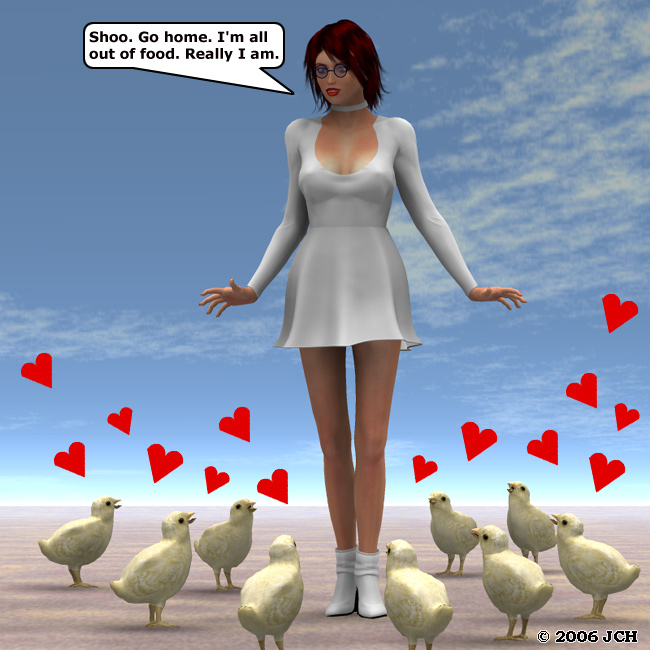 chicks will love you