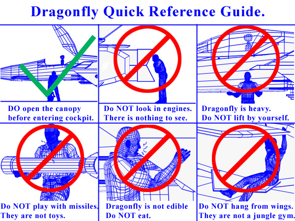 Dragonfly Reference Guide